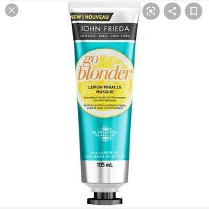 ‼️3/$20 JohnFrieda Go Blonder Lemon Miracle Masque